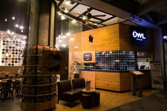 Owl Café.