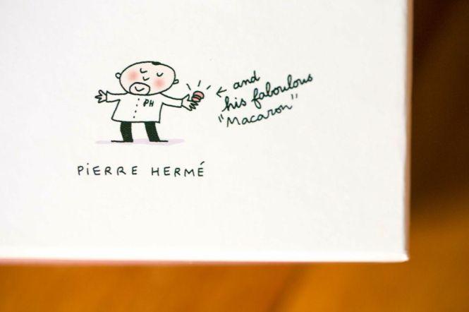 Pierre Hermé.
