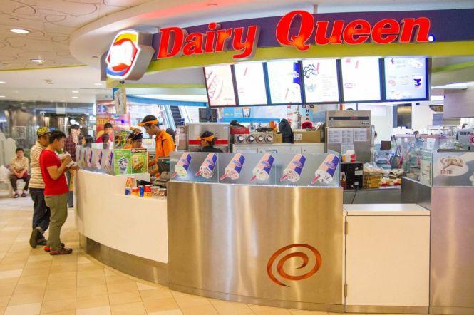 Dairy Queen.