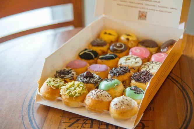 J.POPs Baby Donuts :: $13.10