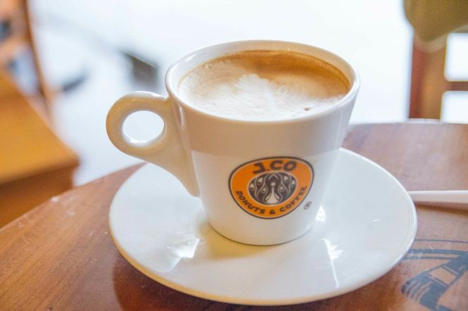 Jcoccino Coffee :: $5