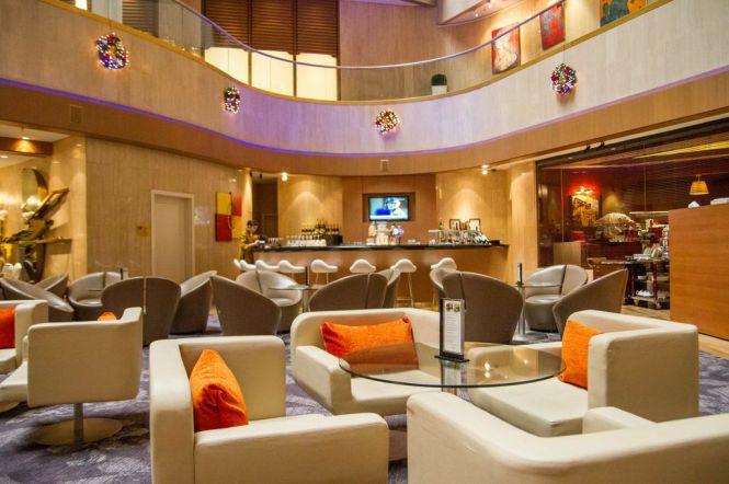 Atrium Lounge.
