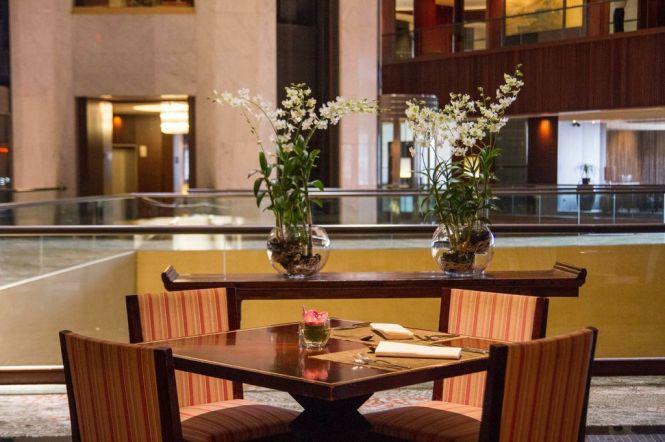 MELT - The World Cafe @ Mandarin Oriental Singapore.