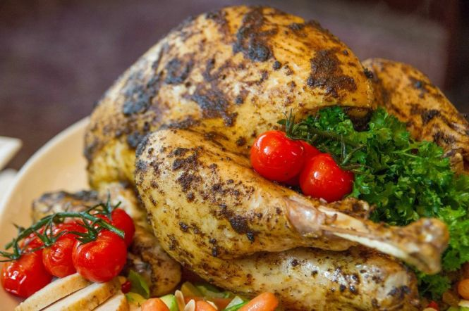 Heritage Peranakan Roasted Turkey :: $148/5kg