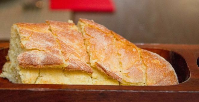 Complimentary Bread Basket.