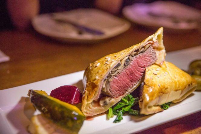 Beef Wellington :: $46++