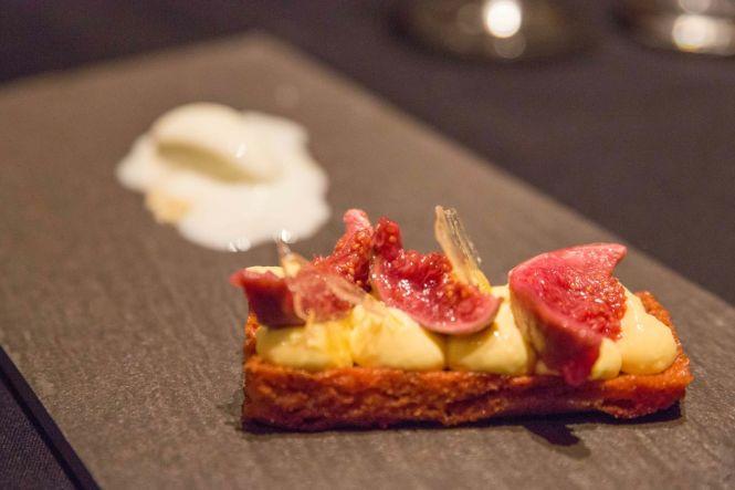 Dessert: Fig, Lavander