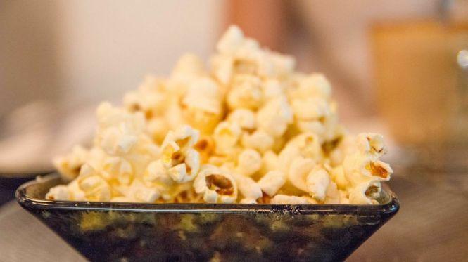 Truffle Popcorn :: $6+