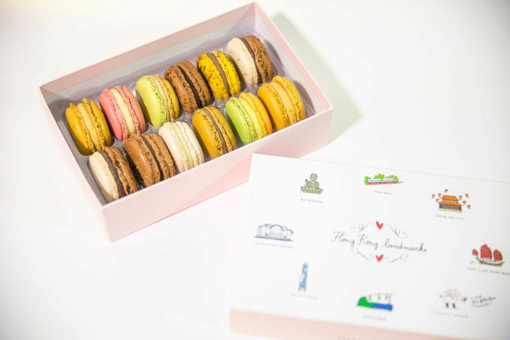 Pierre Hermé Macarons. – The Chosen Glutton | Singapore Blog