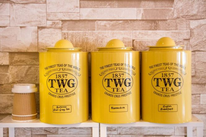 TWG Tea Selection :: $5