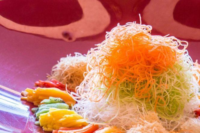 Organic Fruits Yu Sheng.
