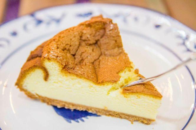 Cheese Souffle Cake ::