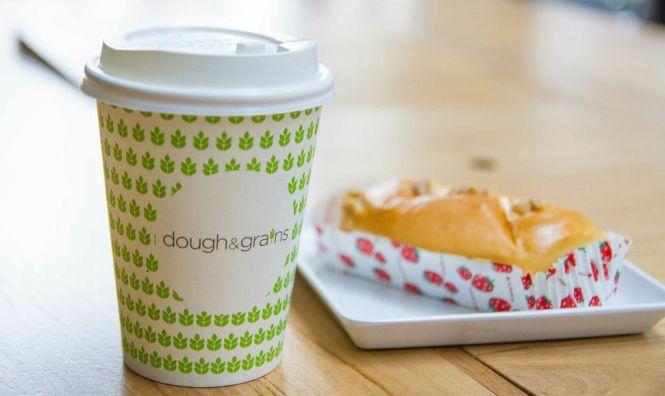 Dough & Grains.
