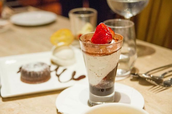 District 10 Chocolate Sundae :: $12++