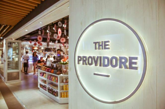The Providore @ Mandarin Gallery.