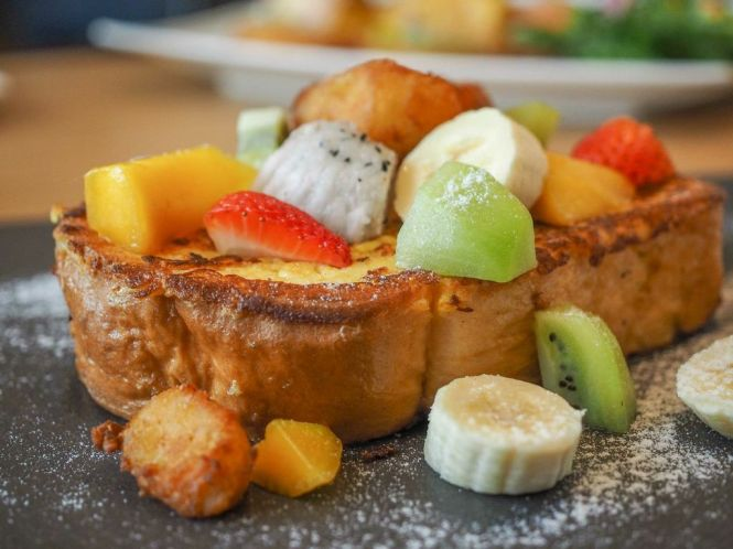 French Toast Salpicon :: $19++