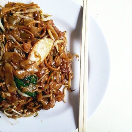 Guan Kee Fried Kway Teow.