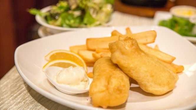 Fish & Chips :: $31++