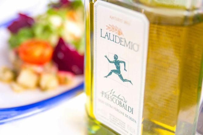 Laudemio Extra Virgin Olive Oil.
