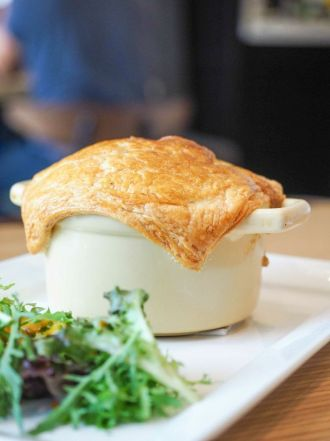 Guinness Pot Pie :: $24++