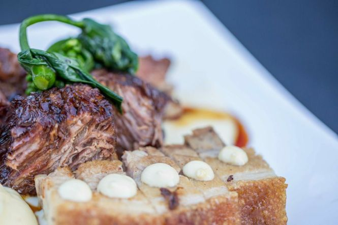 Meat Platter (Braised Short Rib) :: SAVOUR$36