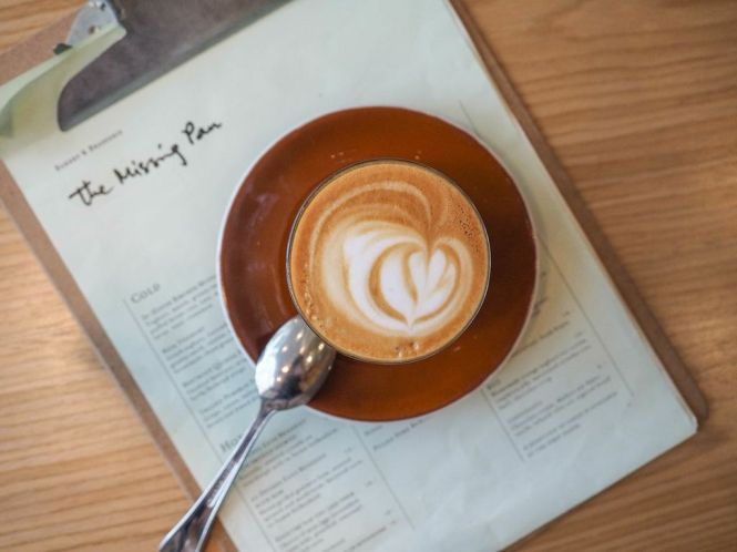 Caffè Latte :: $5.50++