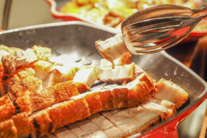 Roasted Pork.