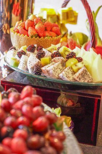 Fruit Platter.