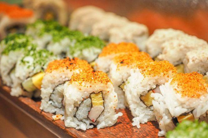 Sushi Counter.
