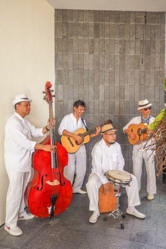 Quartet's Performance.