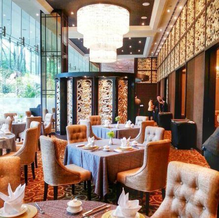 Royal Pavilion @ Park Regis Singapore.