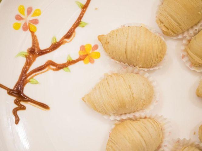 Crispy Shredded Radish Pastry Roll :: $4.50++