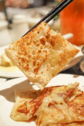 Durian Roti Prata.