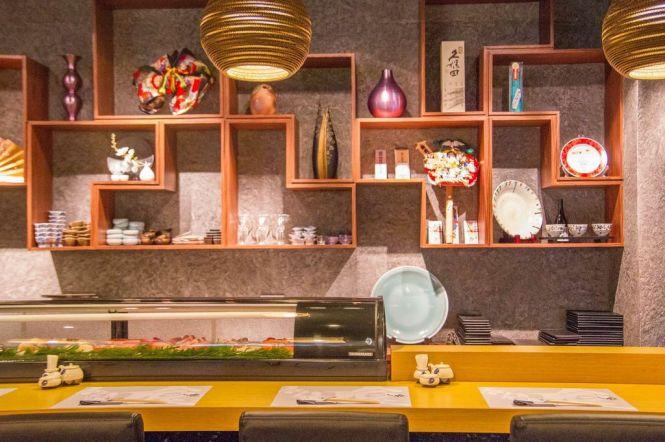 Sushi Kuu @ Palais Renaissance.