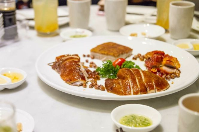 Roast Meat Platter :: $