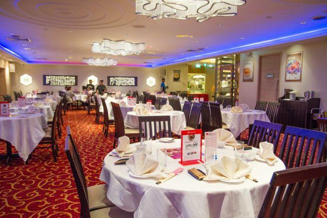 East Ocean Restaurant @ Ngee Ann City.