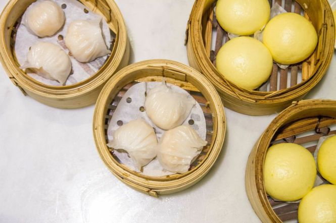 Steamed Prawn Dumpling :: $