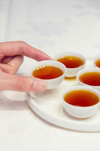 Welcome Tea.
