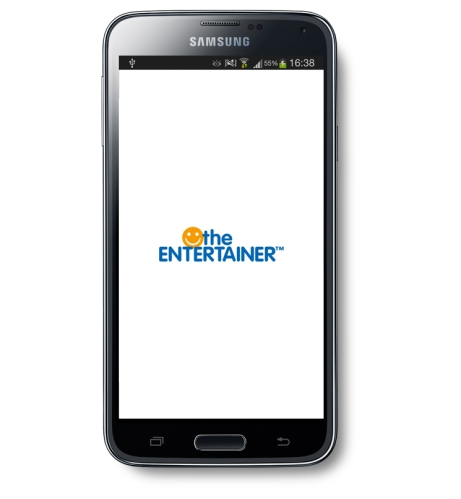 The Entertainer App.