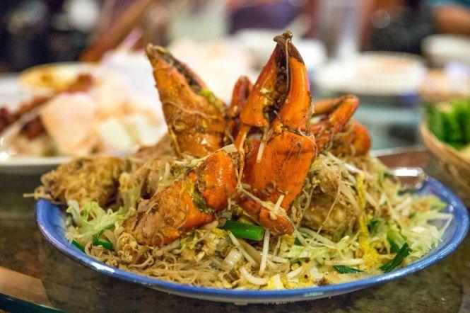 Crab Bee Hoon :: $92++