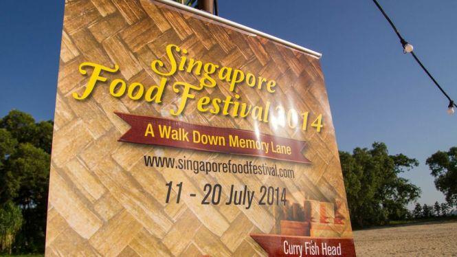Singapore Food Festival 2014.