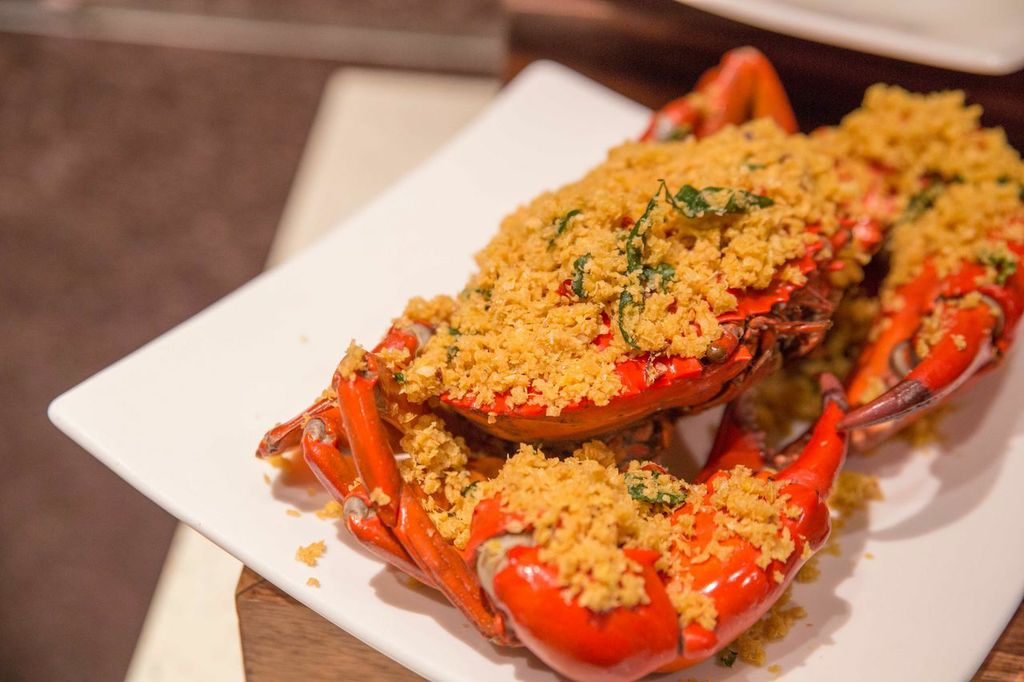 Parkroyal S Crab Feast Is Back Feast On As Many Crabs As: Plaza Brasserie @ PARKROYAL On Beach Road