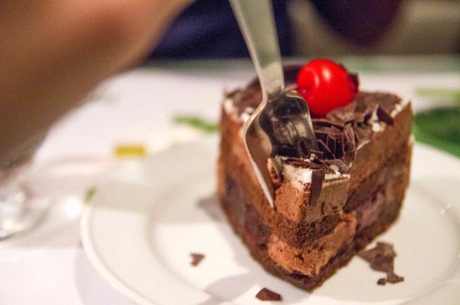 Blackforest Cake.