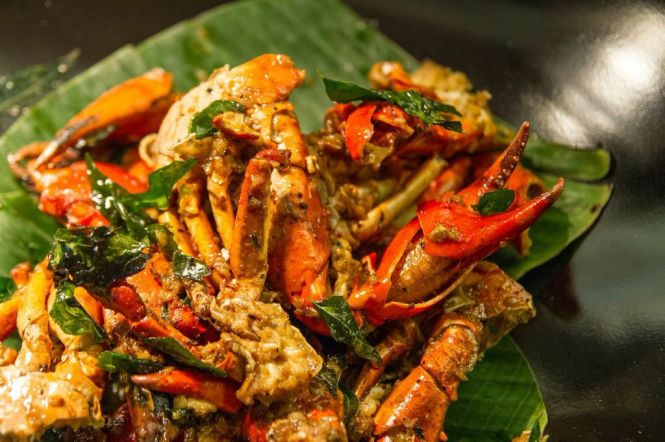 Crazy about Crabs Buffet @ Park Hotel Clarke Quay.