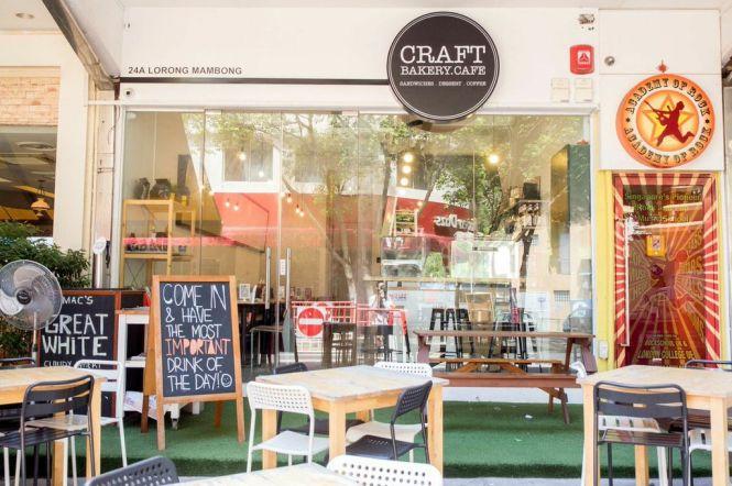 CRAFT Cafe.