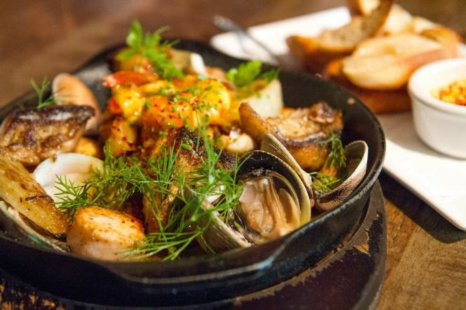 Bouillabaisse Broth :: $42++