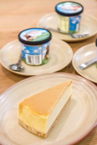 Caramel Cheesecake :: $5.90