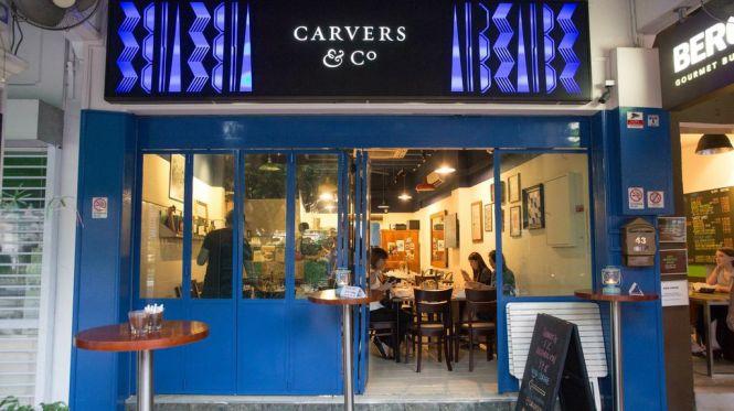 Carvers & Co. @ East Coast Road.