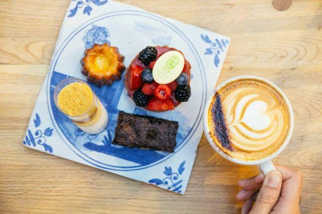 Cafe Gourmand Set :: $16