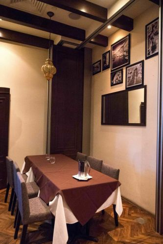 Private Dining Room (Up to 12 Persons).